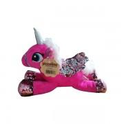 Unicorn paiete roz- 30cm