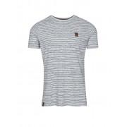 NAKETANO T-Shirt grau S