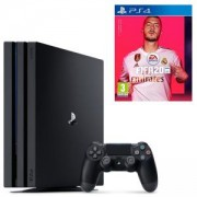 Конзола Playstation 4 PRO, 4K, 1ТВ, Sony PS4 Pro+Игра FIFA 20 за Playstation 4 - PS4