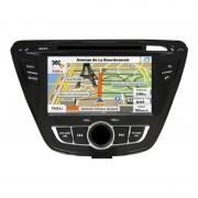 DVD Player auto cu navigatie Car Vision DNB-ELANTRA dedicat Hyundai Elantra