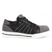 Redbrick BRANCO/ SLATE/ EMERALD Veiligheidssneakers laag model S3 - Zwart/Grijs SLATE - Size: 39