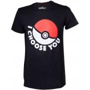 Bioworld Pokemon - T-Shirt I Choose You