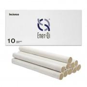 Moxa em Charuto de Artemísia Pura Com Fumaça Superior (10 unidades): Ideal para moxibustión indireta
