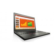 "Lenovo ThinkPad T560 2.3GHz i5-6200U 15.6"" 1920 x 1080pixels Black Notebook 20FH001BMH"