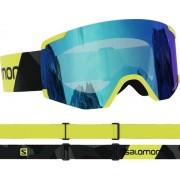 Salomon S/View Neon Yellow/Mid Blue 20/21
