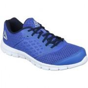 Reebok Men's Guide Stride Run Lp Multicolor Sports Shoe