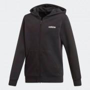 Adidas Толстовка Essentials Linear adidas Athletics Черный 140