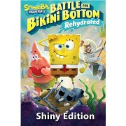 Spongebob SquarePants: Battle for Bikini Bottom - Rehydrated Shiny Edition - PS4