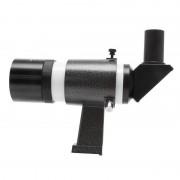 TS Optics 8x50 finder (angle view), white