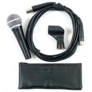 Microfon profesional cu fir dinamic cardioid Shure PG58