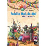 De Vier Windstreken Familie Mol-de Mol viert feest - Burny Bos - ebook