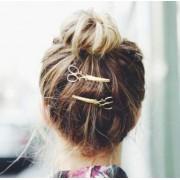 Olló hajcsat