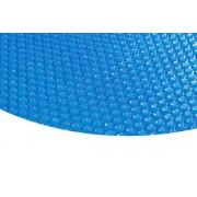 Zelsius - blaue Pool Solarfolie rund 3,6 Meter Durchmesser 400µ
