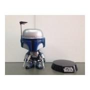 Funko Pop! Star Wars 3 3/4 Inch Vinyl Bobble Head Figure - Jango Fett - Limited Exclusive Collection