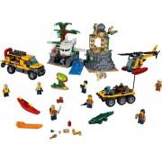 Lego Baza w dżungli 60161