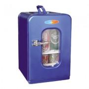 Mini lednice přenosné - 15L / 17 plechovek