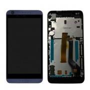 Display Cu Touchscreen Si Geam HTC Desire 626G 626G+ Negru