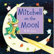 Mitchell on the Moon, Hardcover