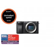Camera foto Sony ILC-E6300B cu montura E cu senzor APS-C