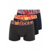 JACK & JONES Boxerky 'CRAZY SOLID TRUNKS NOOS'