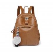 bandolera mujer bolsa de la mochila de la PU