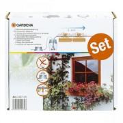 Set micro-irigare automat Gardena pentru jardiniere