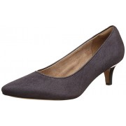 Clarks Women's Sage Blue Pumps - 5 UK/India (38 EU)