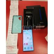 Samsung Galaxy Note 10+ N975 DS 256GB krátce použitý CZ zár. 23 měs Electroworld
