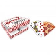 Merkloos Speelkaarten gadgets pizzapunten