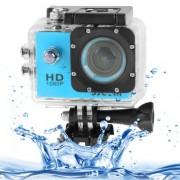 SJCAM SJ4000 Full HD 1080P 1.5 inch LCD Sports Camcorder with Waterproof Case 12.0 Mega CMOS Sensor 30m Waterproof(Blue)