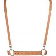 Bijoux Indiscrets Body harness Bijoux Indiscrets Maze X Harness Marrone