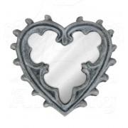 ALCHEMY GOTHIC dekoráció (tükör) - Gothic Heart - V38