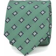 Suitable Krawatte Progetto Dessin Grün - Grün
