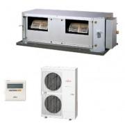 Duct Fujitsu 45000 BTU inverter ARYG45LHTA + AOYG45LETL