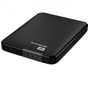 Външен хард диск HDD 1TB USB 3.0 Elements Black/ WDBUZG0010BBK