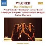 R. Wagner - Das Rheingold (0730099617024) (2 CD)