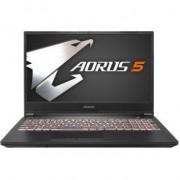Gigabyte NB AORUS 5 KB-7NL1130SH i7-10750H/15.6 +144Hz/16GB/512SSD/W10/RTX2060-6GB