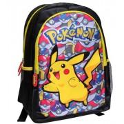 Pokemon - Pikachu with PokéBalls Backpack