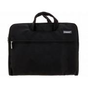 Zwarte universele laptoptas 13 inch