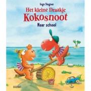 Het kleine draakje kokosnoot naar school - Ingo Siegner