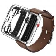 Capa de TPU Dux Ducis Gadget Series para Apple Watch - 38mm - Prateado