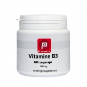 Pranayur Vitamine B3 500 mg 100 CAPS
