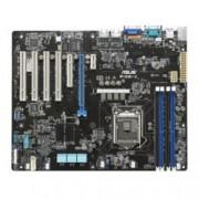 Дънна платка за сървър Asus P10S-X, LGA1151, DDR4 UDIMM, 2x LAN, 6x SATA 6Gb/s, RAID 0,1,5,10, 2x USB 3.1 Gen1, 2x USB 2.0, ATX