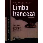 Limba franceza L2. Manual pentru clasa a IX-a