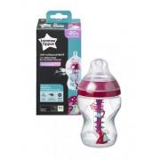 Tommee Tippee C2N ANTI-COLIC Girl 0m+ 260 ml kojenecká láhev 1 ks