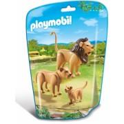 Familie de lei City Life Zoo Playmobil