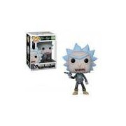 Funko Pop Animation: Rick Morty - Prison Break Rick 339