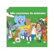 MILESTONE Libro +cd mis canciones de animales