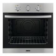 Zanussi Horno ZOB12401XU Convencional Con Sistema De Limpieza AquaClean Inox