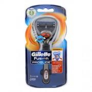 Gillette Fusion Proglide Flexball 1 ks holiaci strojček s 1 náhradnou hlavicou pre mužov